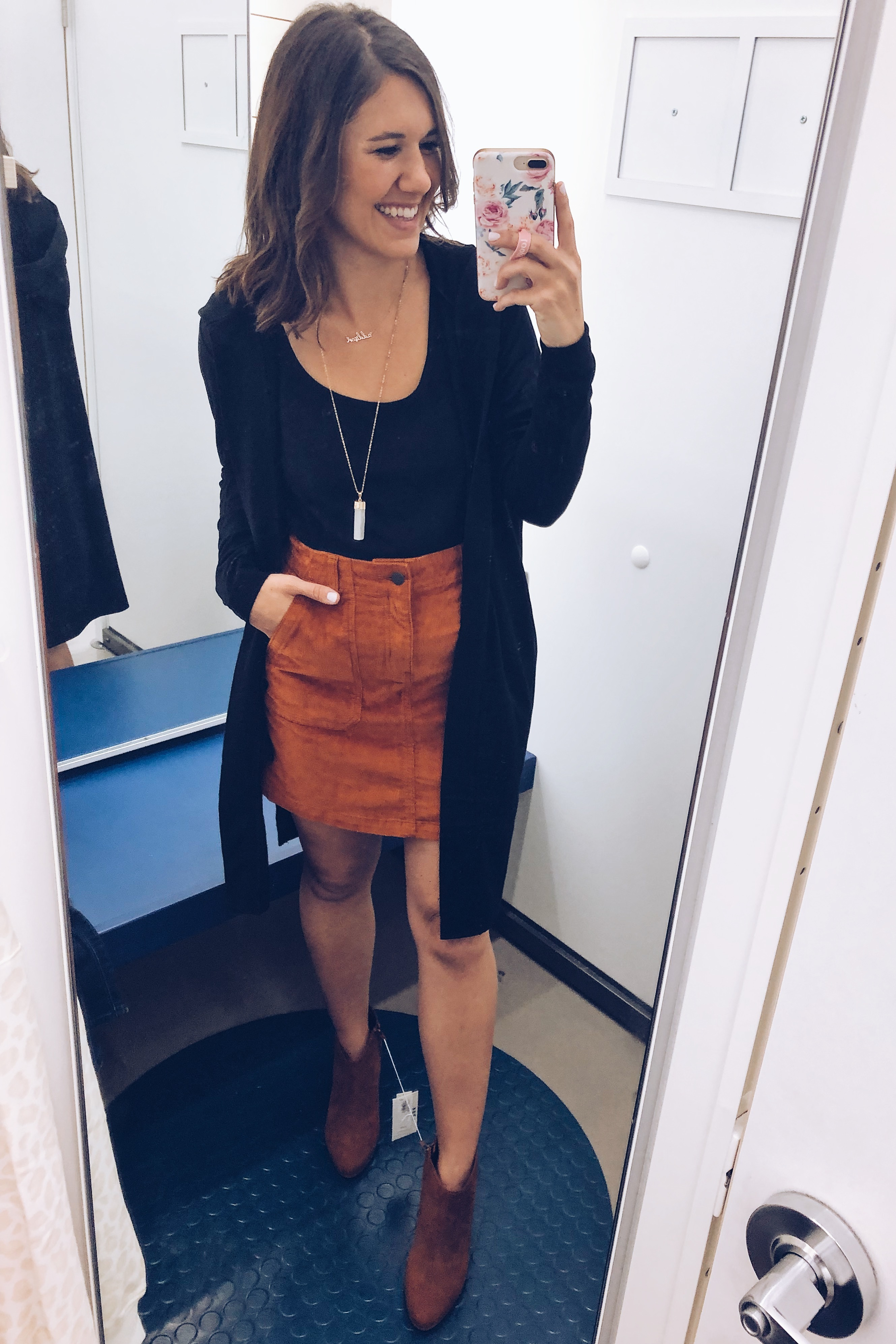 Old Navy Fall Try-On