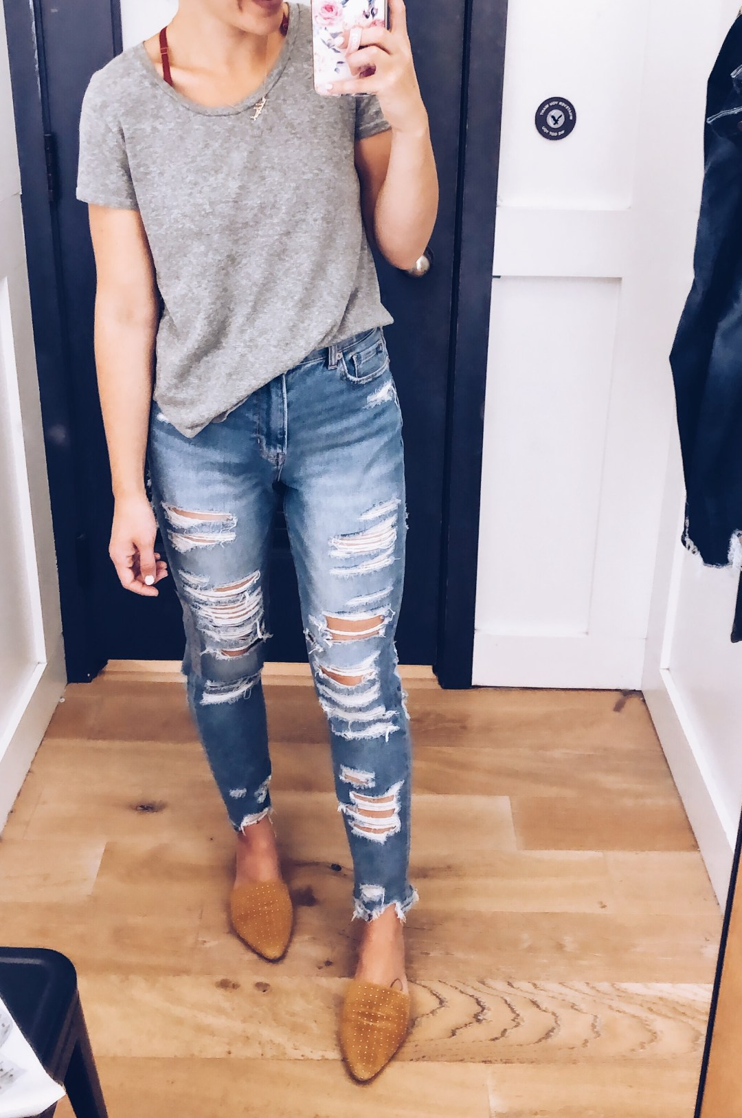 AE Jean Try-On | American Eagle Jeans