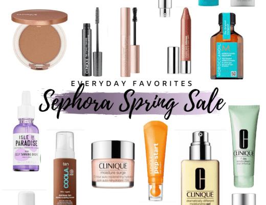 Sephora Sale Favorites | Everyday Chiffon