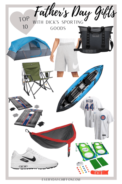Father's Day Gifts with Dick's Sporting Goods | Everyday Chiffon