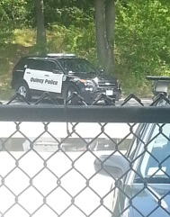 quincy police stalking
