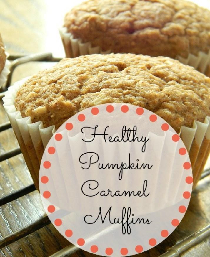 healthy-pumpkin-caramel-muffins