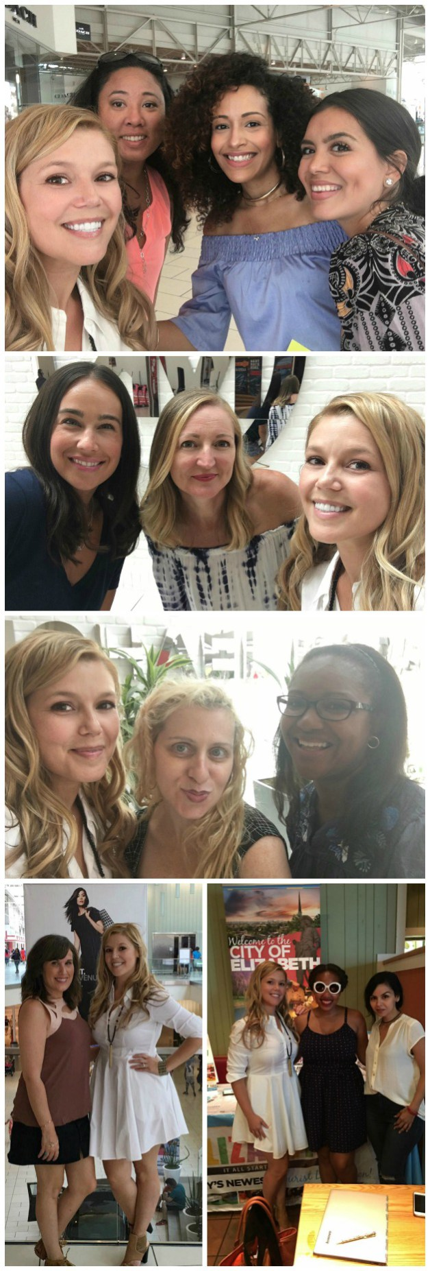 Simon Malls Influencer Spokesperson + Blogger Event Hosted by Corine Ingrassia
