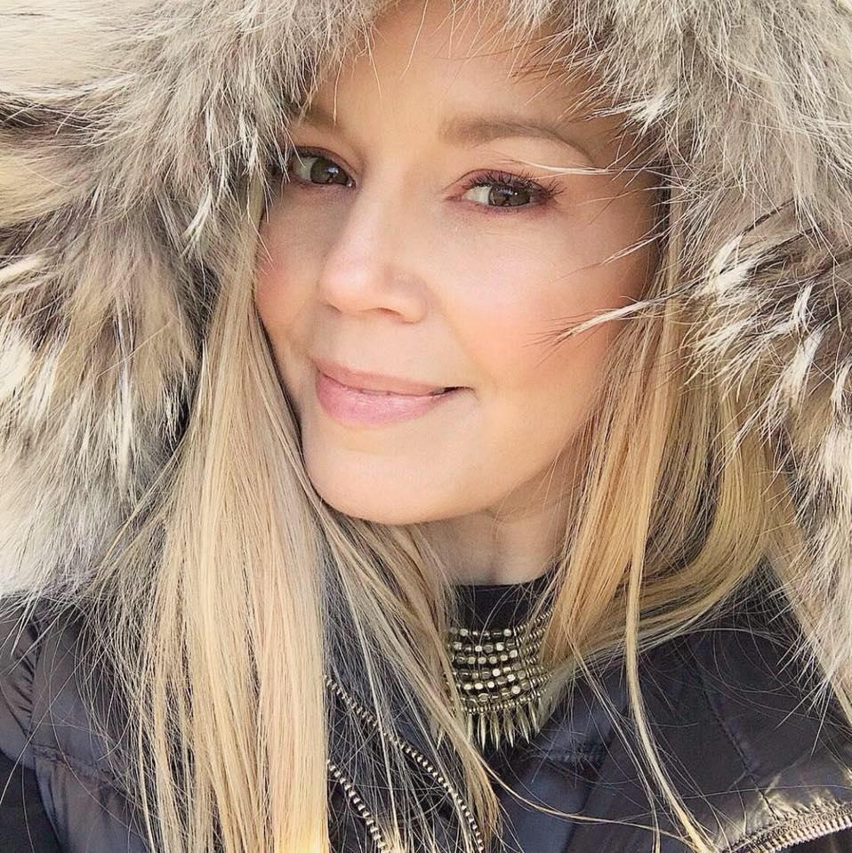 Corine Ingrassia- beauty blogger