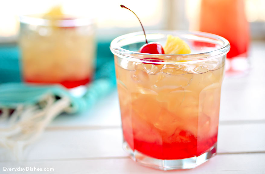 Refreshing Cherry Pineapple Lemonade Recipe