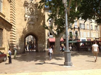 Aix Centre Ville