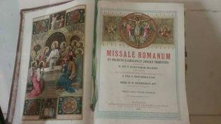 a Roman Missal