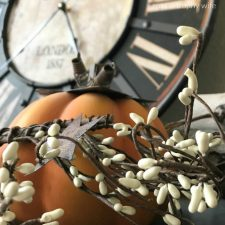 Tick Tock …I have a thing for clocks