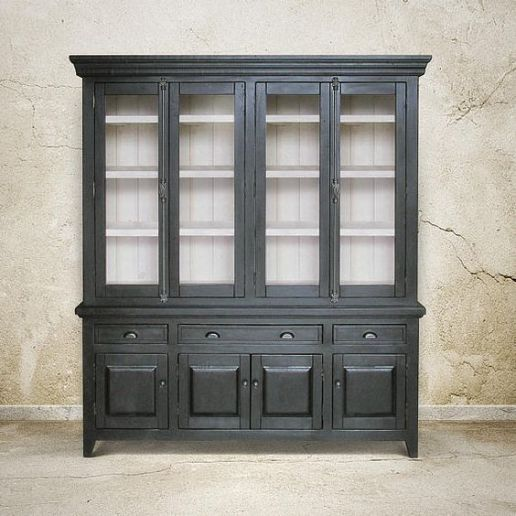 Inspiration to Paint the Black Hutch