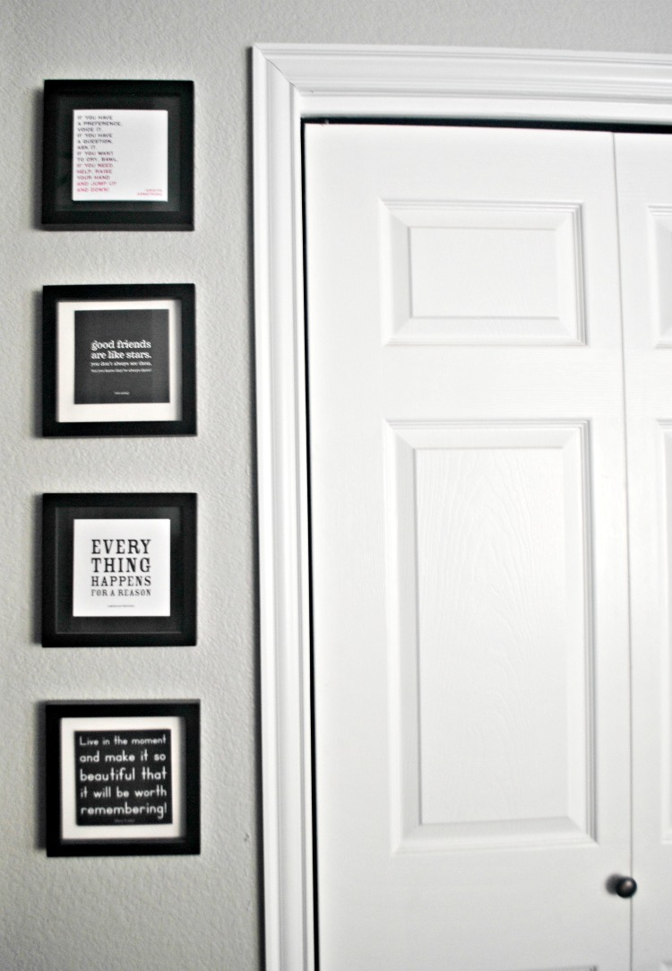 Inexpensive-Artwork-Idea-for-Small-Spaces
