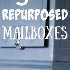 5 Repurposed Mailboxes and the Life Lessons Inside