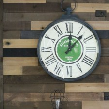 How to Create a Feature Wall with Reclaimed Wood