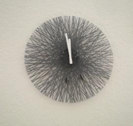 A Clock at the Café