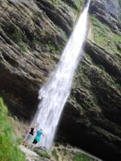 Peričnik Waterfall