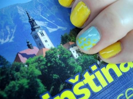 Slovenian conversation book