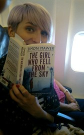 The perfect read for a flight!