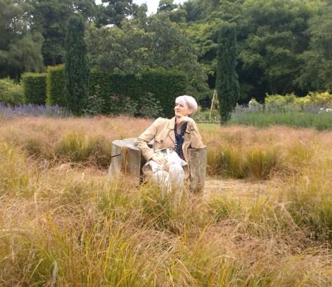A visit to the botanic garden.