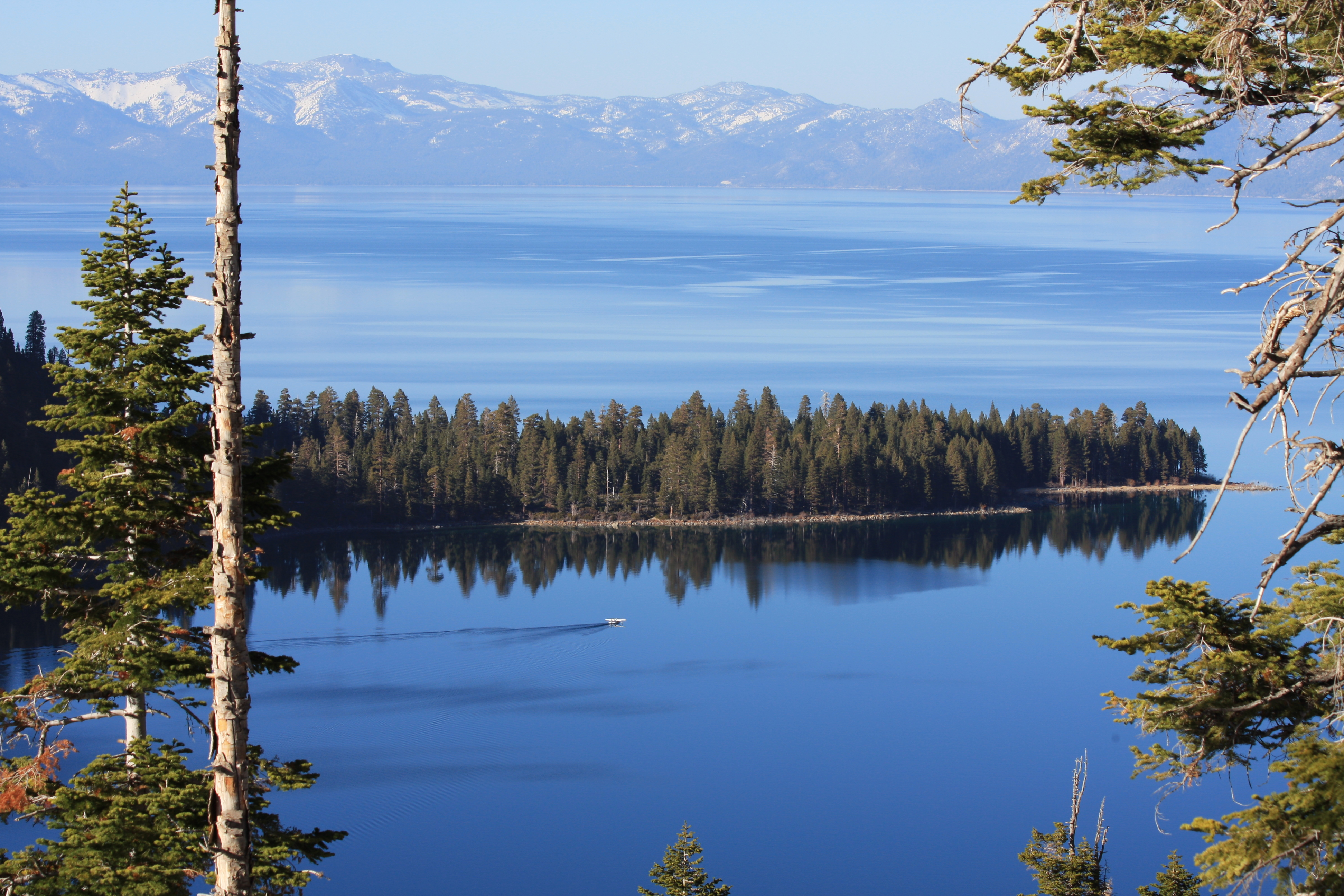 Peace on Emerald Bay, Lake Tahoe