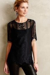 everydayfacts lace top