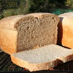 Sourdough Bread Sliced