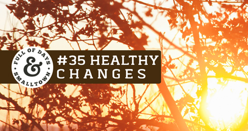 Healthy Change #35 – Fight Inflammation