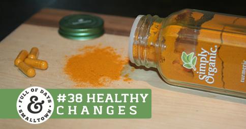 Healthy Change #38 – Turmeric