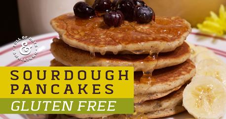 Gluten Free Bisquick & Pancake Recipe