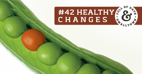 Healthy Change #42 – Stop Comparing Yourself