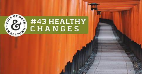 Healthy Change #43 – Consistency