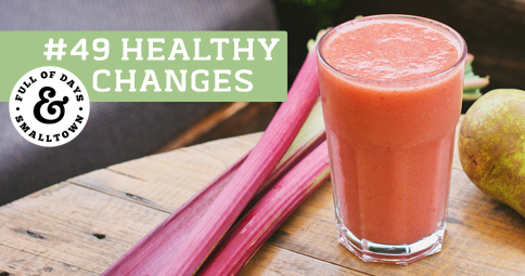 Healthy Change #49 – Detoxing, Cleansing & Your Health