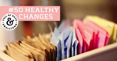 Healthy Change #50 – Sugar Differences