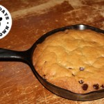 Cast Iron Chocolate Chip Cookie Recipe