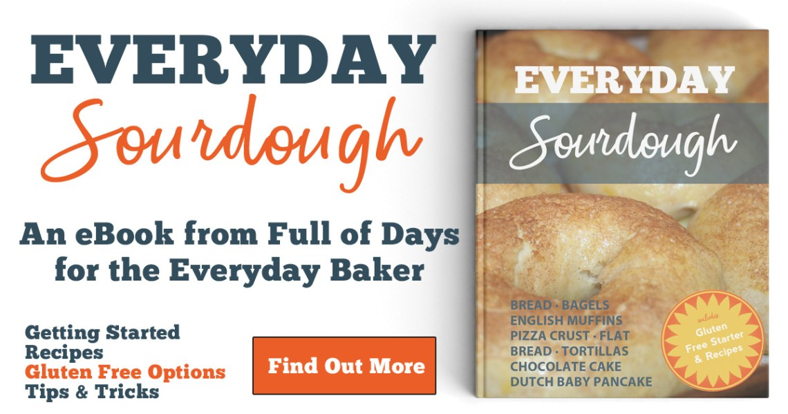 Sourdough eBook Shared Image