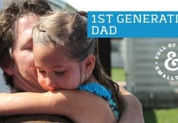 1st Generation Dad – Letter to My Future Son-In-Law