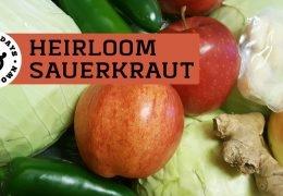 Heirloom Sauerkraut With a Delicious Twist
