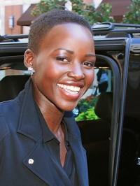 Lupita Nyong'o at the Toronto International Film Festival 2013  *2013-09-16