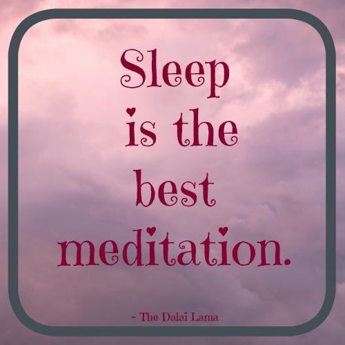 Deep Sleeps
