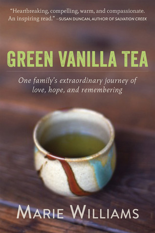 Green Vanilla Tea