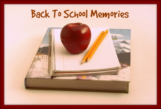 back to school memories