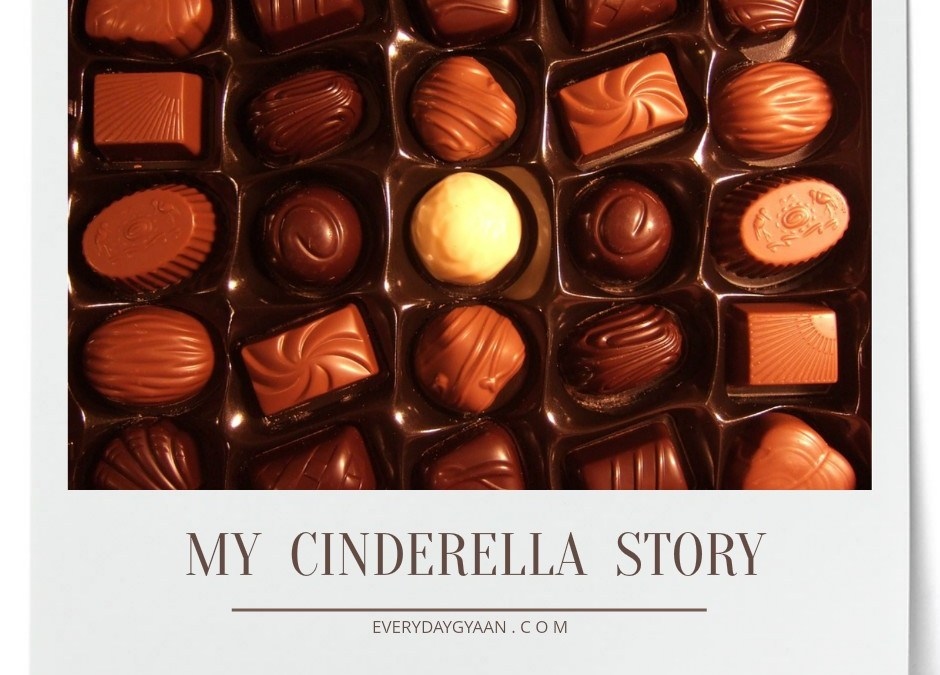 My Cinderella Story #MondayMusings