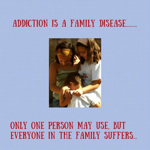 Addiction A Family Disease