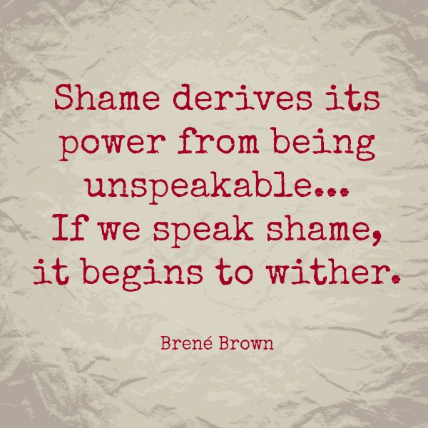 Shame and Light #septemberchallenge