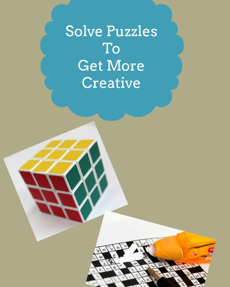 Puzzles and Creativity