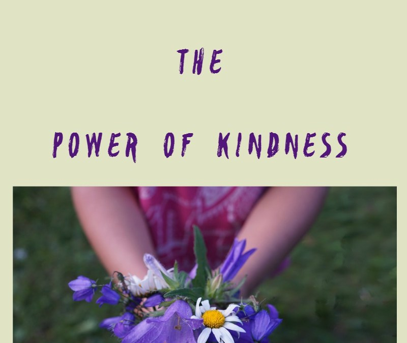 Kindness: An essay written by my 15-year-old daughter