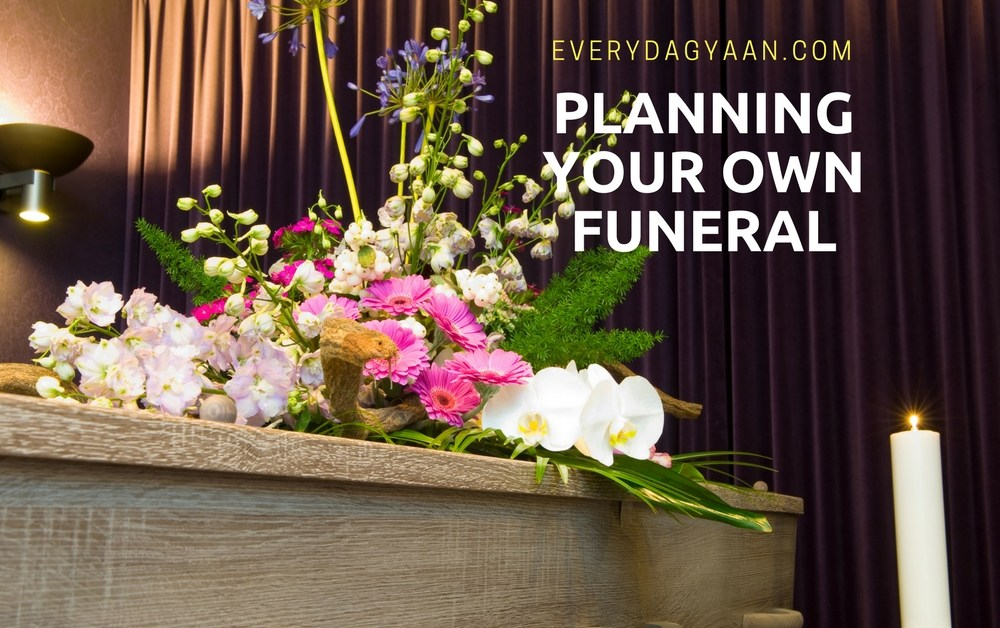 Planning Your Own Funeral