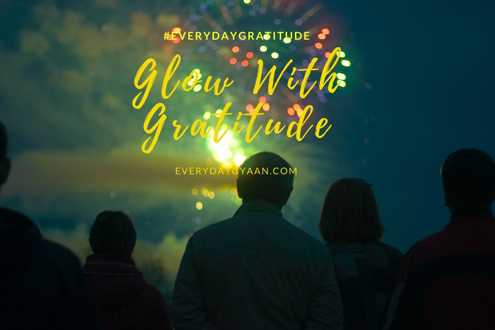 Glow With Gratitude