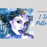 I Saw Patterns #writebravely #MondayMusings