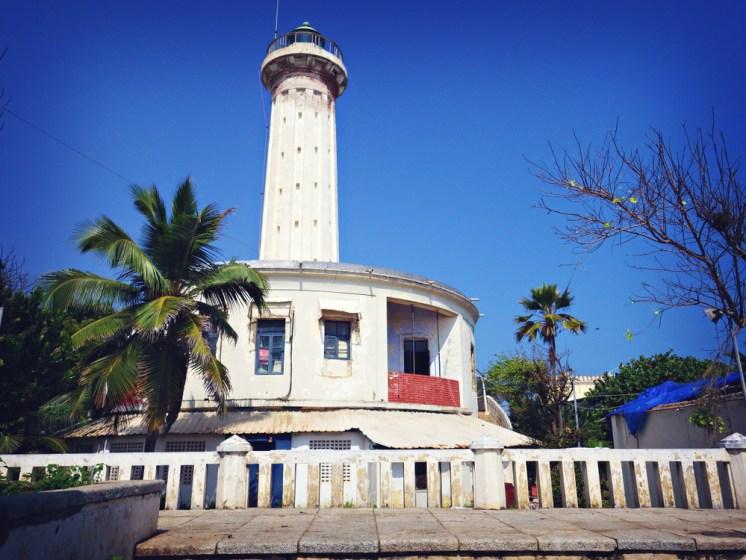pondicherry lighthouse