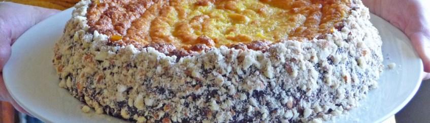 Orange Almond Cake (c) jfhaugen