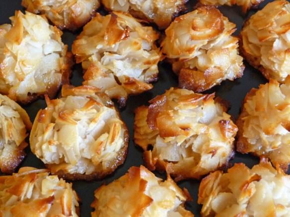 Coconut Macaroons (c) jfhaugen
